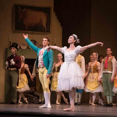 James Whiteside and Stella Abrera, La Fille mal gardee, May 26
