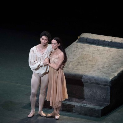 Herman Cornejo and Alessandra Ferri, Romeo and Juliet, June 23