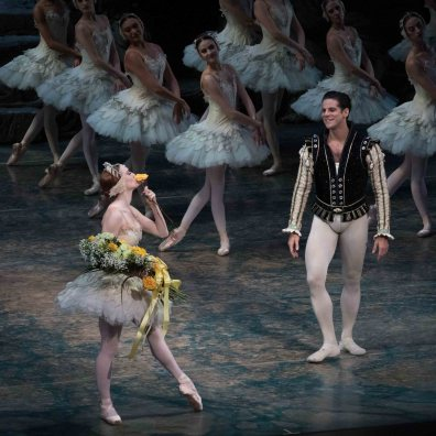 Gillian Murphy and Marcelo Gomes, Swan Lake, June 13