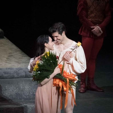 Hee Seo and Roberto Bolle, Romeo and Juliet, June 24