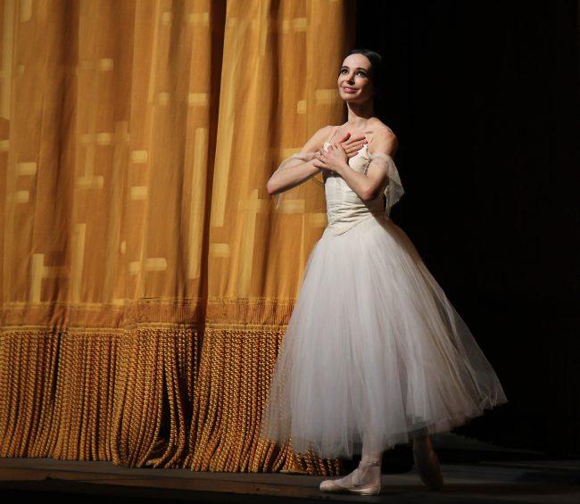 Diana Vishneva in Giselle