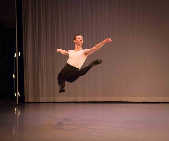Austen Acevedo Ellison Ballet Winter Showcase