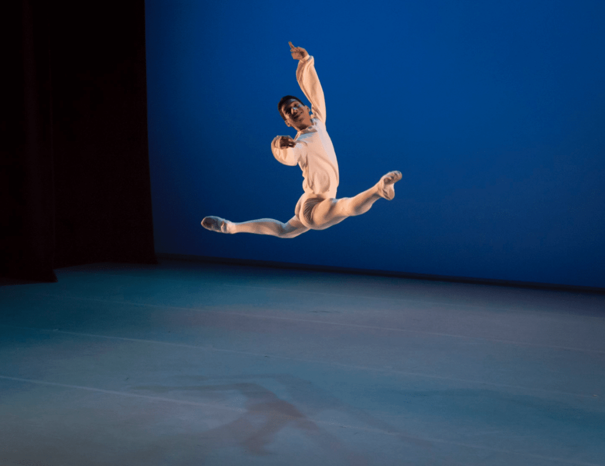 Ballet Academy East review, Tallison Costa, Holberg Suite