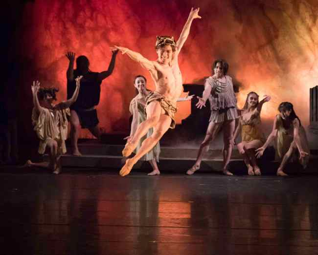 Gelsey Kirkland Ballet Presents Yakobson Works