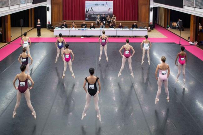 Prix de Lausanne ballet competition