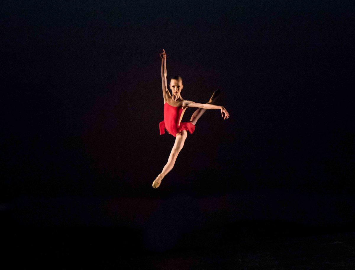 Ellison Ballet Showcases Young Talent-Elisabeth Beyer