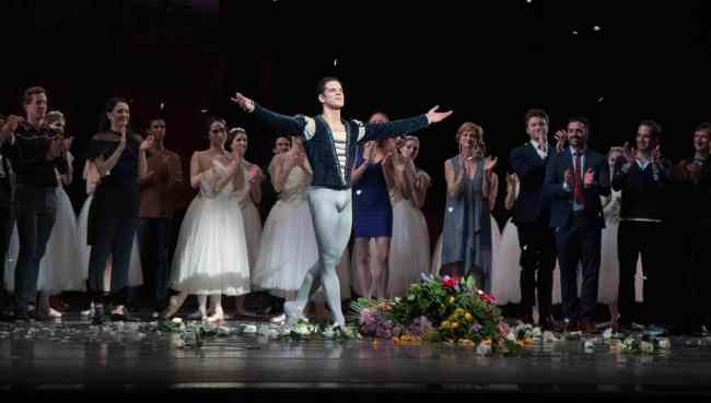 Marcelo Gomes 20th Anniversary Celebration at ABT