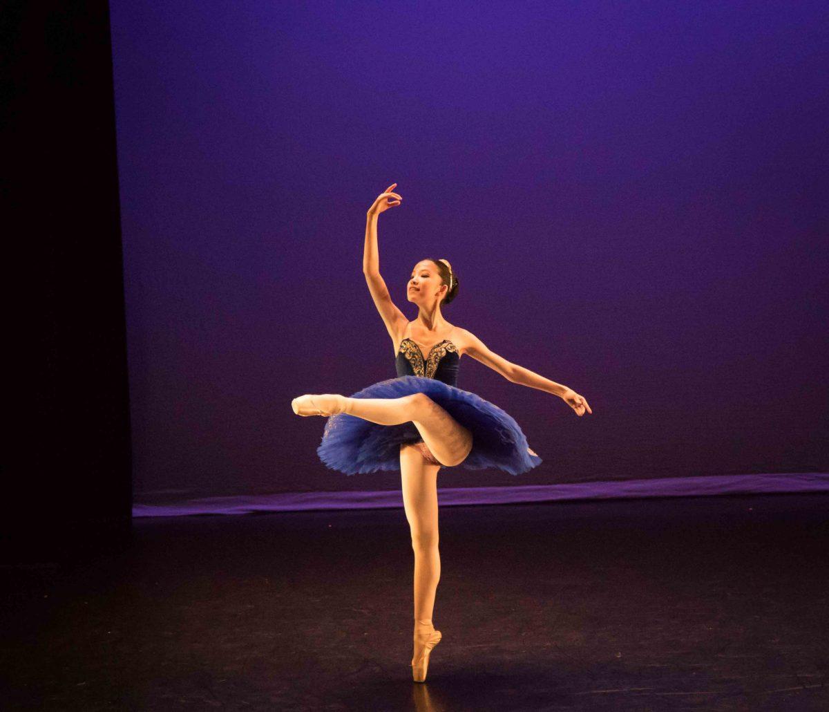 Ellison Ballet Showcases Young Talent, Nio Hirano