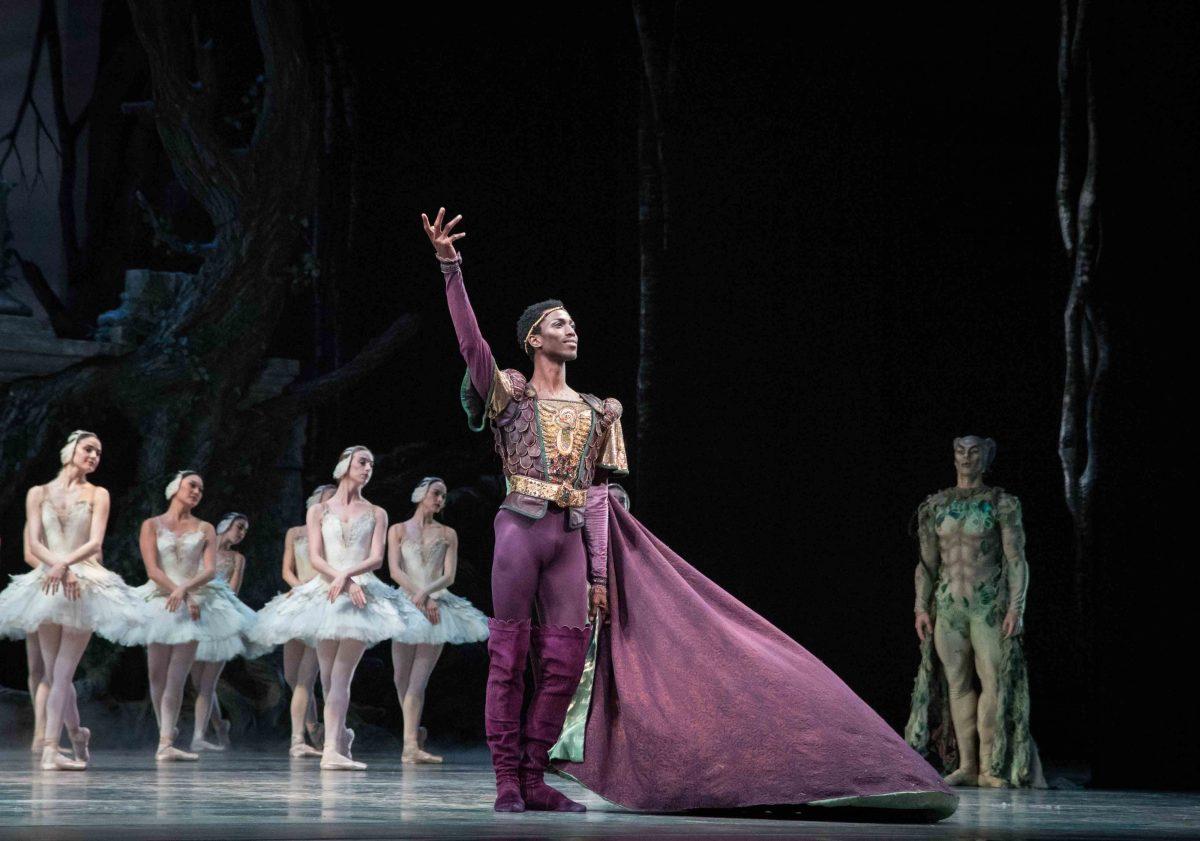 Calvin Royal ABT Swan Lake Review: Teuscher Met Debut Shows Promise