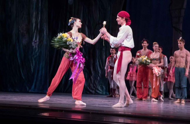 ABT Le Corsaire Review: Shevchenko, Stearns