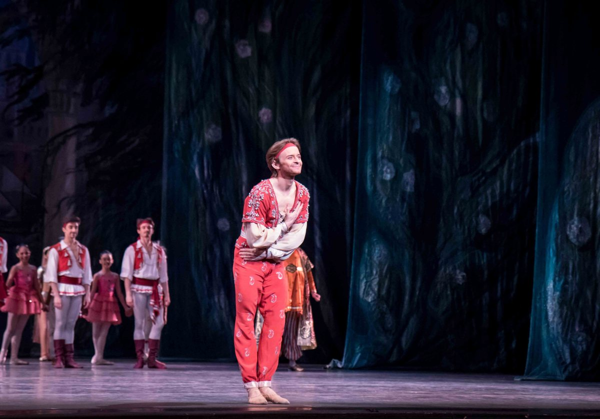 ABT Review: Brandt and Shevchenko debut. Daniil Simkin as Lankendem.