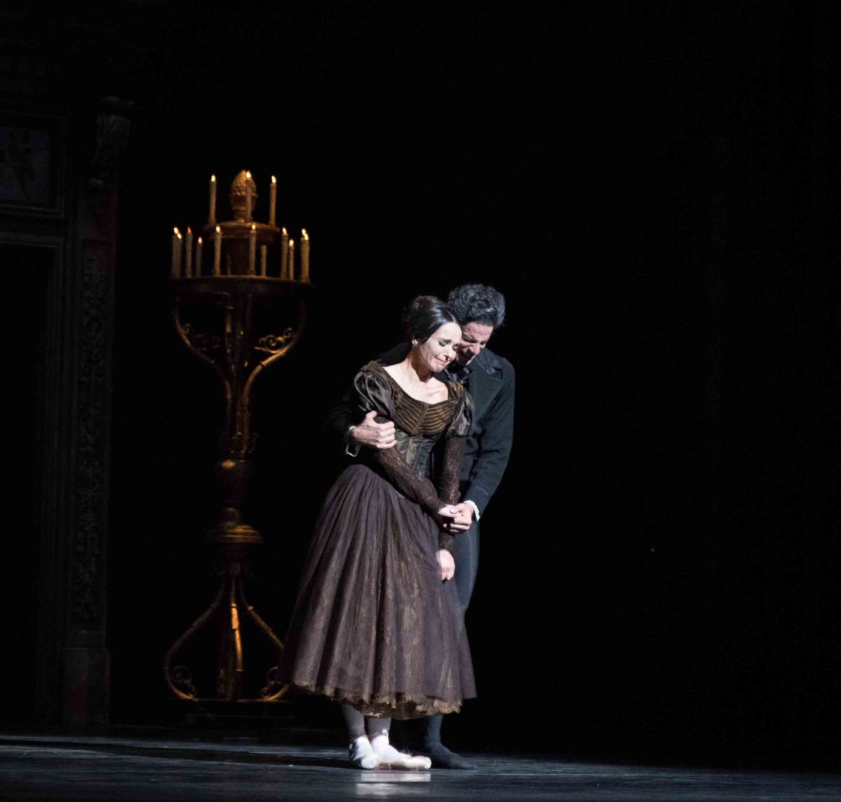 Diana Vishneva final ABT performance Onegin
