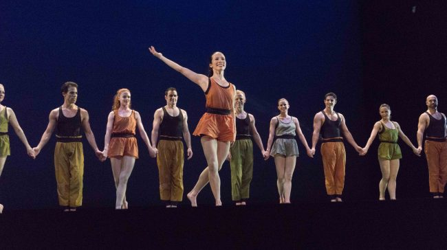 Paul Taylor Dance Company at Jacob's Pillow