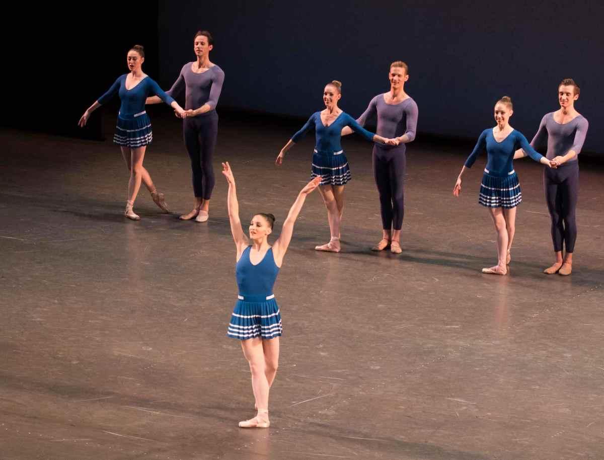 NYCB 21st Century Choreographers-Ashley Bouder, Year of the Rabbit