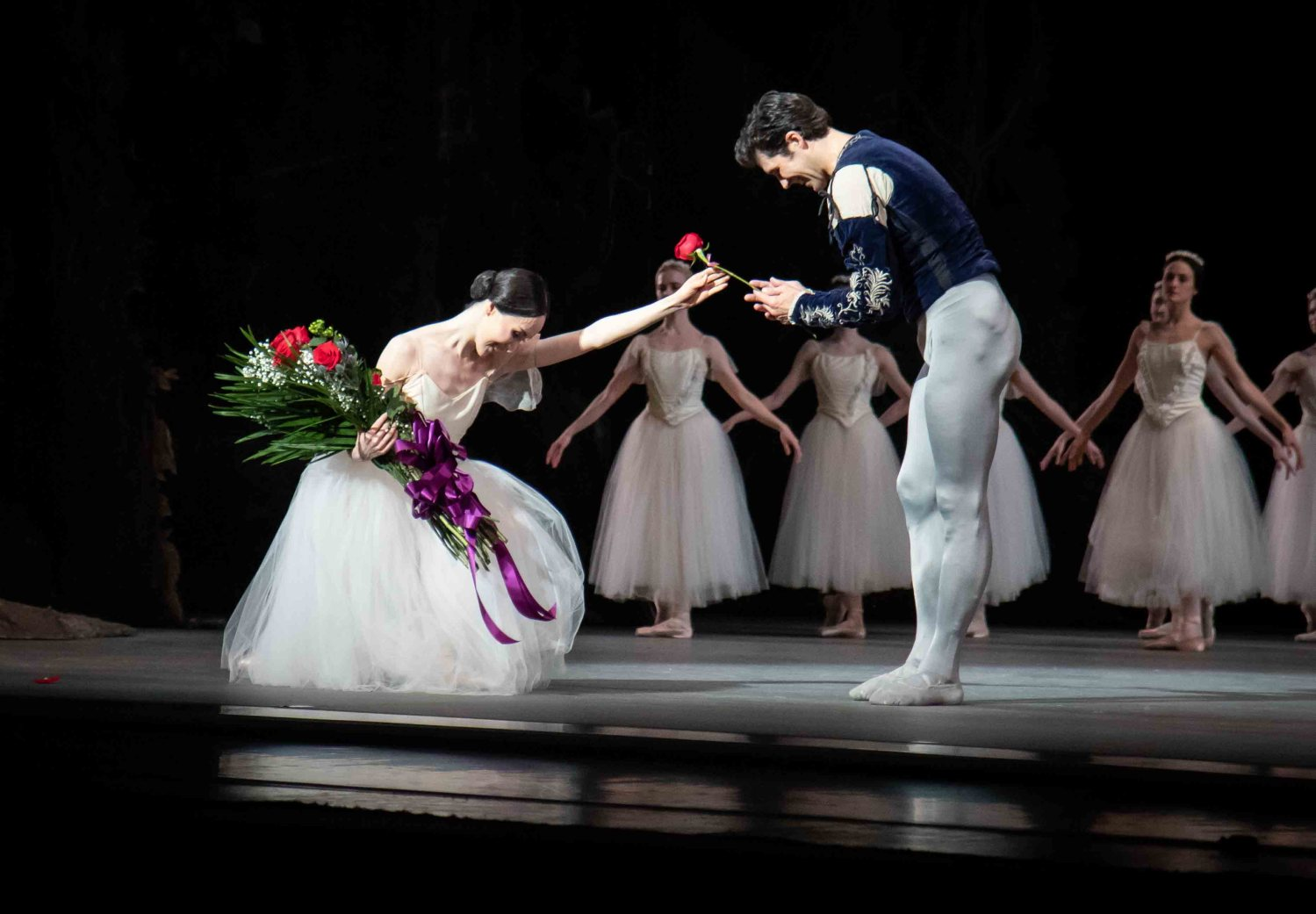 Roberto Bolle Giselle