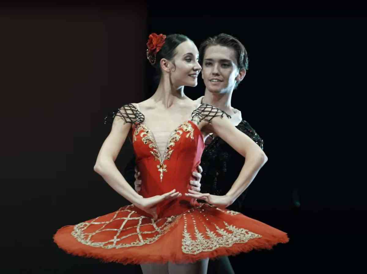 Christine Shevchenko A Night at the Ballet