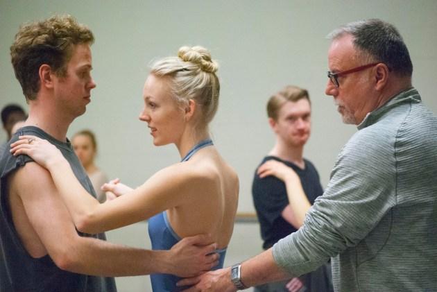 Bruce Wells choreographer