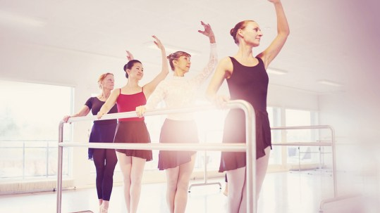 10 Ways Your Life Improves with Ballet