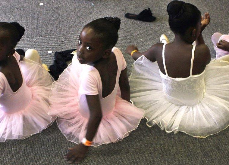Ballet Film & Movie Festival In Gambia, West Africa
