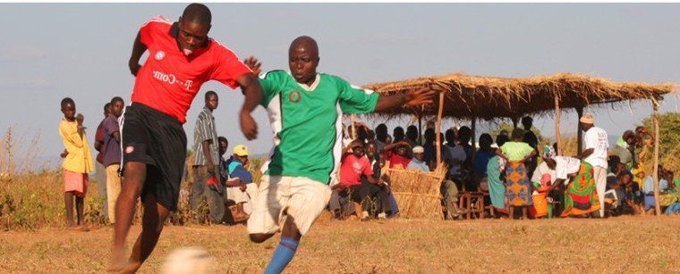 Ballet Lessons & Training For Young Football Players In Africa