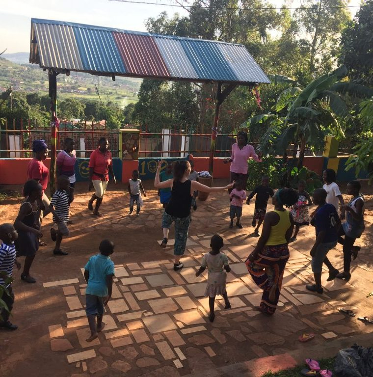 Pam Vlach – Tap Uganda