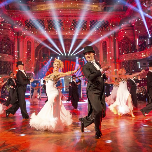 Strictly Come Dancing Pro Dancers - (C) BBC - Photographer: Guy Levy