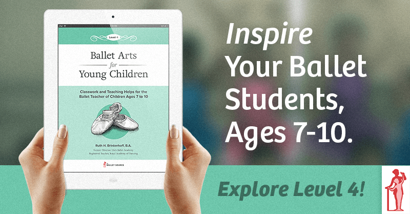 Level 4 Ballet Arts Curriculum Release