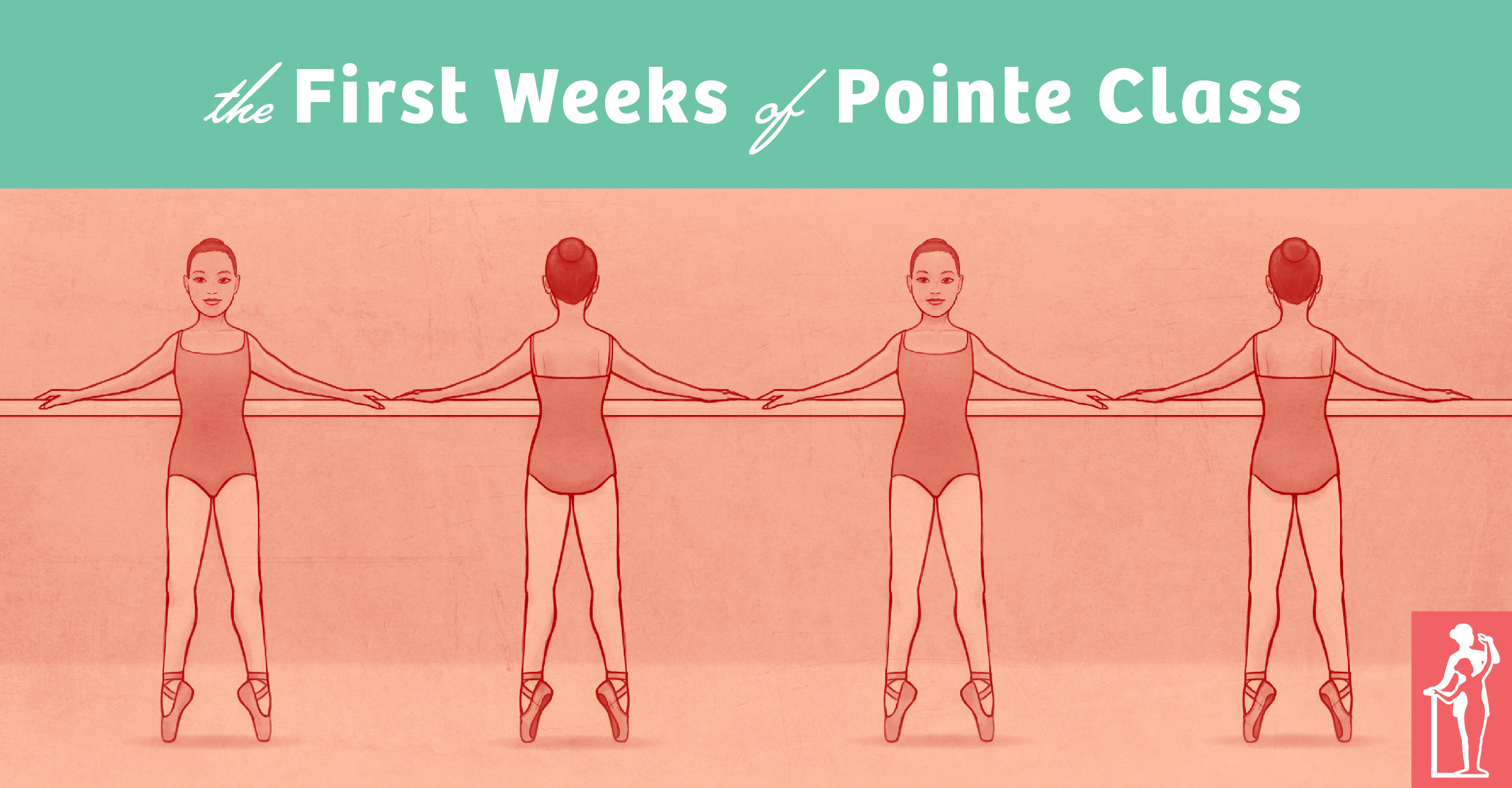First Weeks of Pointe Class