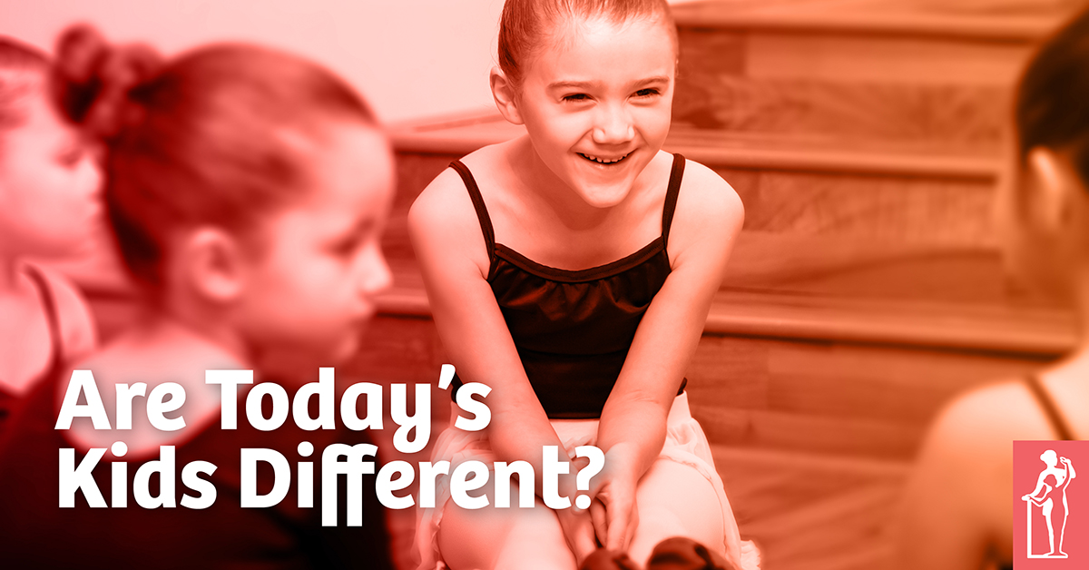 Are Today's Kids Different?
