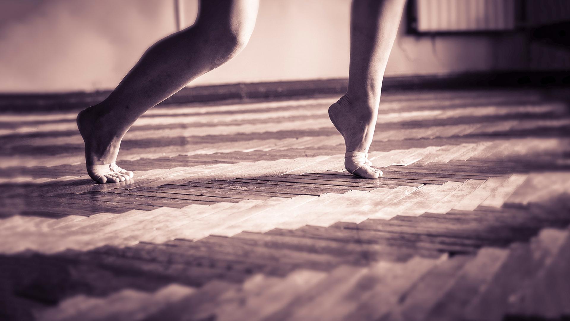 Teaching Demi Pointe in Ballet