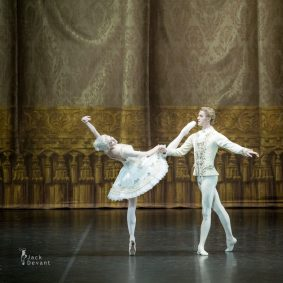 Olga Smirnova and Aleksander Volchkov