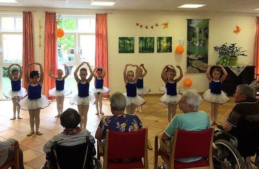 kinderballett, brateks school of dance, edingen-neckarhausen