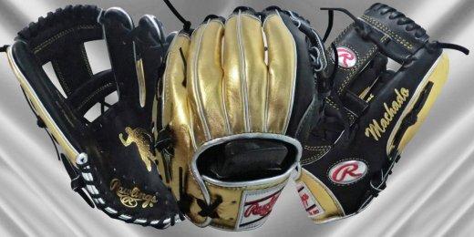 Manny Machado's All Star Game Glove