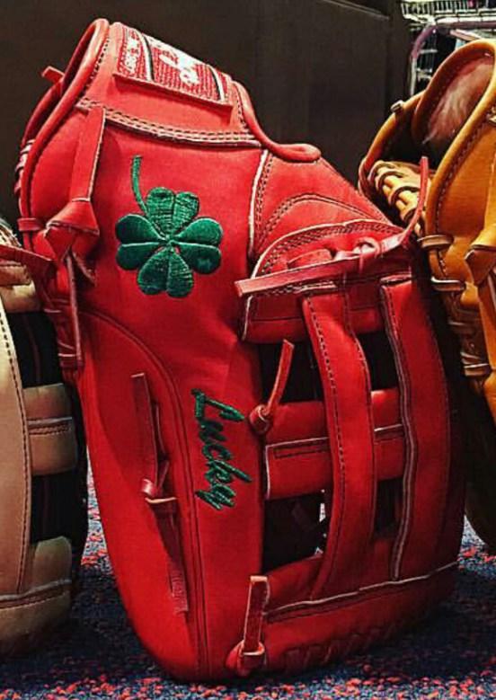 Bryce Harper's Glove: Rawlings Heart of the Hide PROHARP34