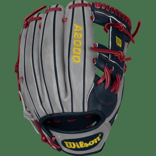 Carlos Correa's Glove: Wilson A2000 1787 Glove (Not the CC1)