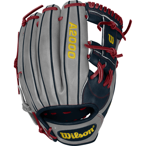 Carlos Correa's Glove: Wilson A2000 1787 Glove (Not the CC1)