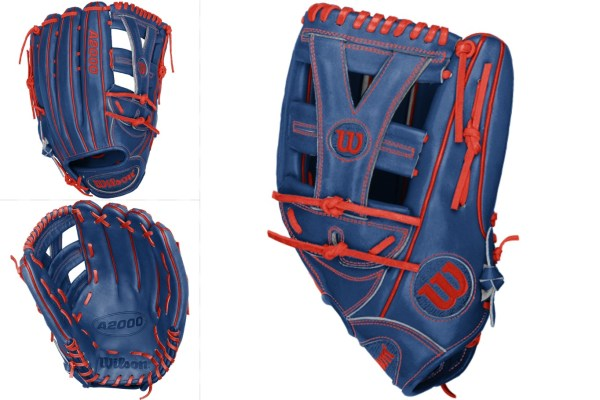 Yasiel Puig's Gloves
