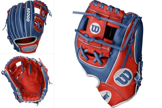 Yoan Moncada's Glove