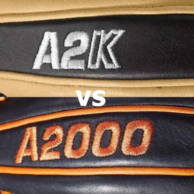 Wilson A2K or A2000?