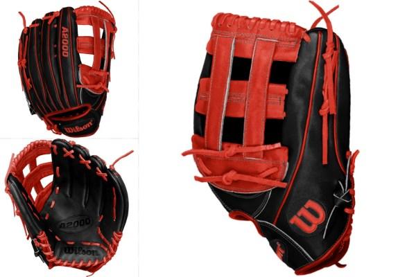 Mookie Betts' Gloves: Wilson A2000 1799