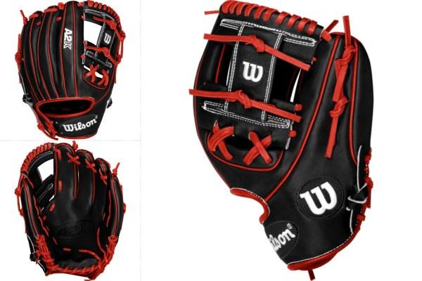 Mookie Betts' Gloves: Wilson A2K 1786