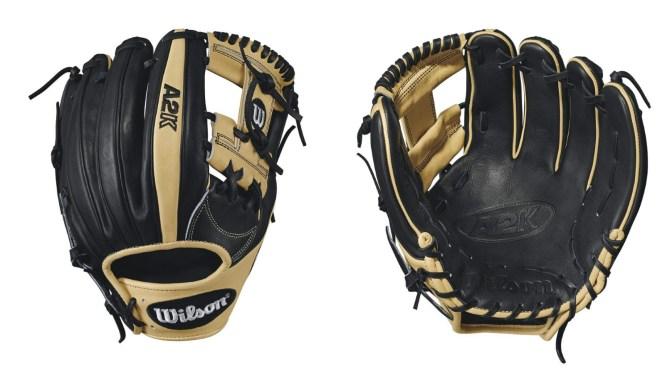 Daniel Murphy's Glove: Wilson A2K 1787