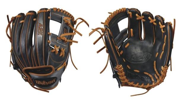 Dustin Pedroia's Glove: 2017 Wilson A2K DP15