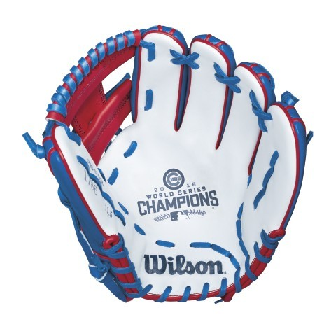 Wilson A2000 1786 Chicago Cubs 2016 World Series Champions Commemorative Glove-