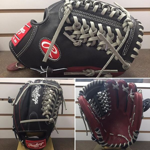 Rawlings Gold Glove Club January: HOH PRO205-4SHB
