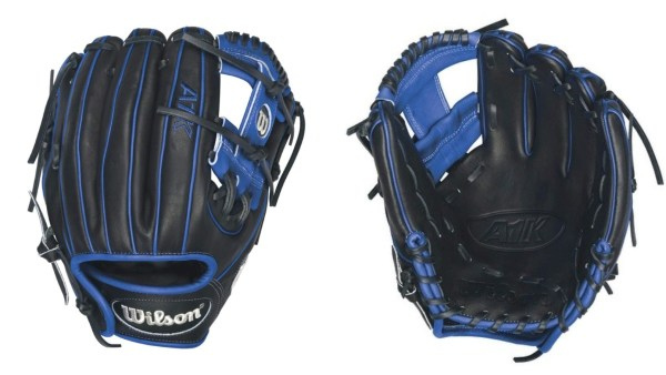 Wilson A1K DP15 Blue