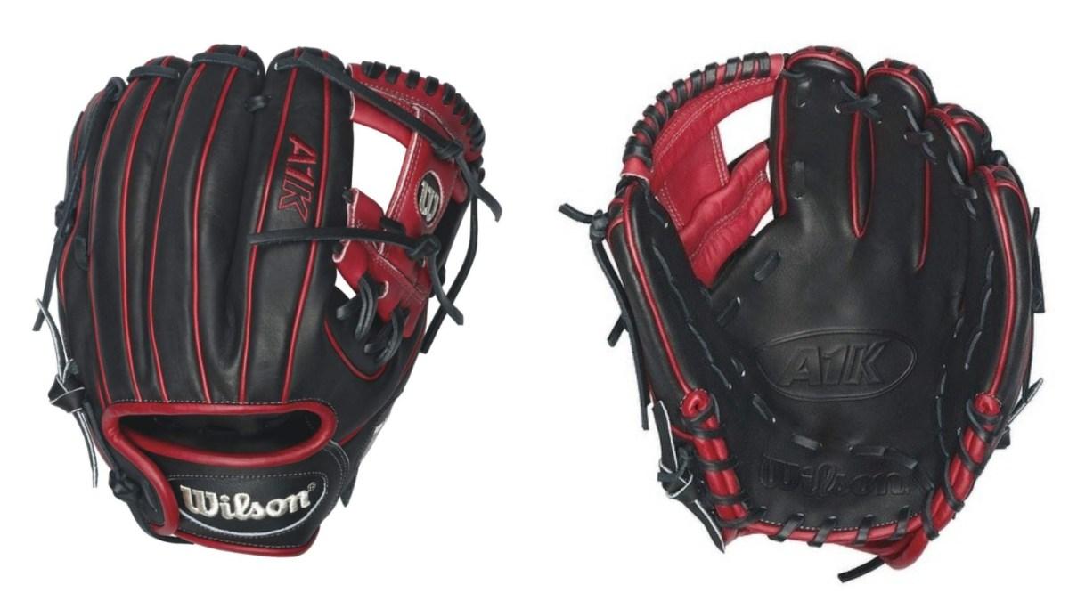Wilson A1K DP15- Red
