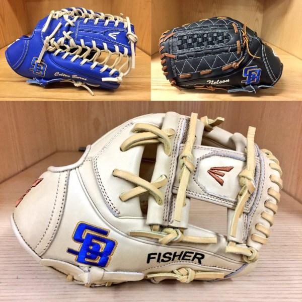 USCB Easton Baseball Gloves