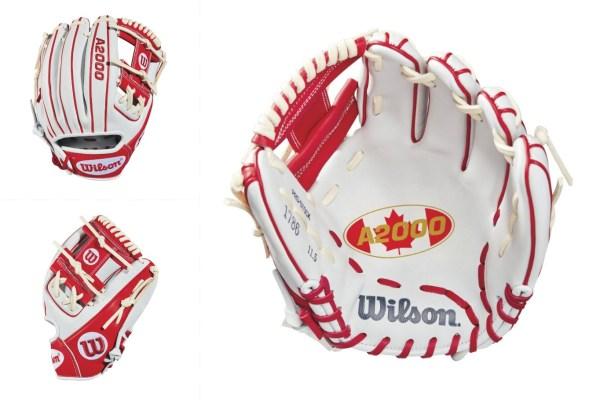 Wilson World Baseball Classic Gloves Canada