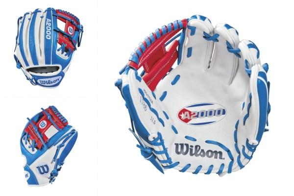 Wilson World Baseball Classic Gloves Cuba